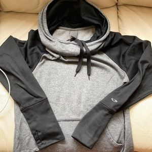 Champion small duo dry hoodie